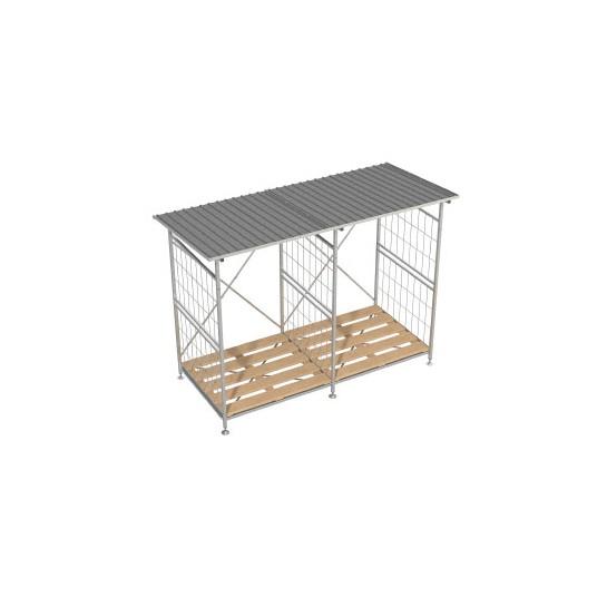 Brennholzcontainer